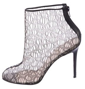 Christian Louboutin Paola Lace Ankle Boots