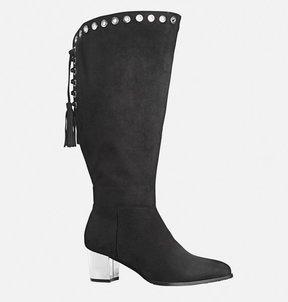 Avenue Corbin Tall Grommet Trim Boot