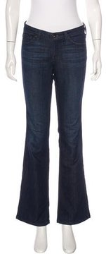 Adriano Goldschmied Mid-Rise Wide-Leg Jeans