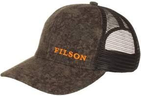 Filson Logger Rugged Twill Mesh Hat
