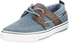 Tommy Bahama Stripes Asunder Fabric Sneaker