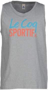Le Coq Sportif Tank tops