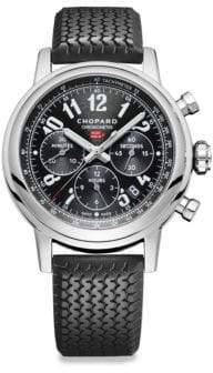 Chopard Mille Miglia Stainless Steel & Rubber Strap Watch