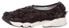 Christian Dior Leather Fusion Sneakers