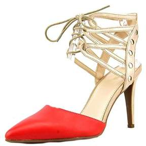 Bar III Womens Janet Pointed Toe D-orsay Pumps.