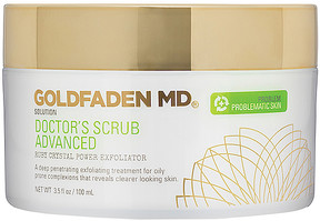Goldfaden Doctor's Advanced Ruby Crystal Power Exfoliator Scrub