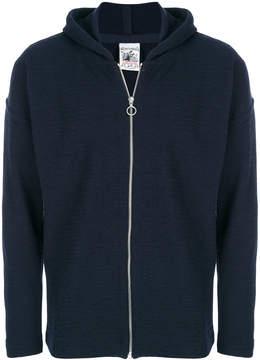 S.N.S. Herning zipped knitted sweatshirt