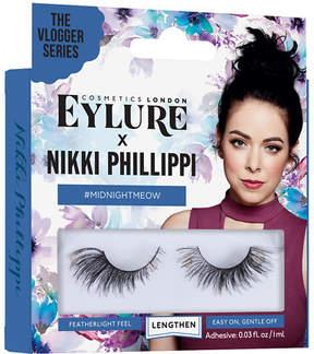 Eylure X The Vlogger Series Nikki Phillippi #MIDNIGHTMEOW