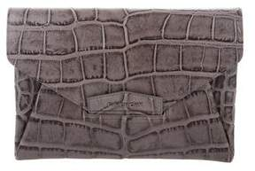 Givenchy Embossed Antigona Clutch