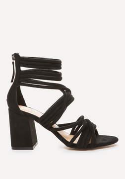 Bebe Noor Block Heel Sandals
