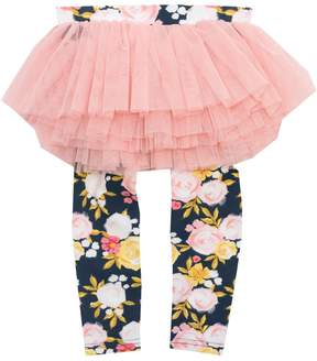 Rock Your Baby Baby Girl's Garden Circus Tights