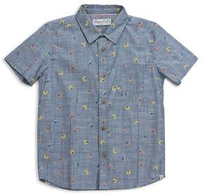 Sovereign Code Boys' Circus Tent Chambray Shirt, Baby - 100% Exclusive