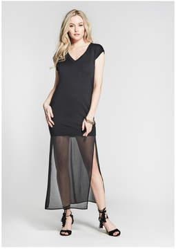 GUESS Nisha Sweater Maxi Dress