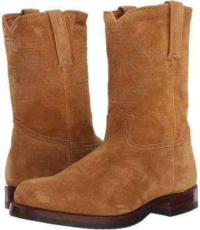 Frye Roper Frontier Stitch Men's Pull-on Boots