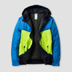 Champion Boys' Reversible Puffer Jacket