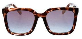 Quay Genesis Oversize Sunglasses