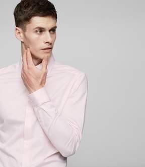 Reiss Control Slim Cotton Shirt