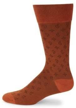 Bruno Magli Celestial Mid-Calf Socks