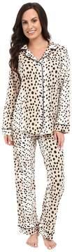 BedHead Long Sleeve Classic Bottom Pajama Set Women's Pajama Sets