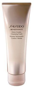 Shiseido Benefiance Extra Creamy Cleansing Foam/4,2 oz