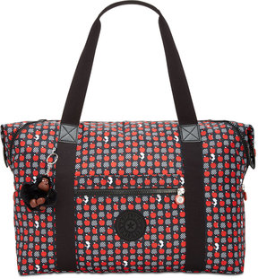 Kipling Disney's Snow White Art M Large Tote - HYPNOTIC APPLES - STYLE