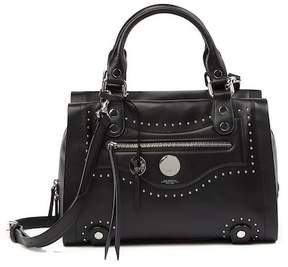 Lodis Pismo Stud RFID Leather Satchel