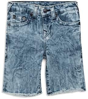 True Religion Boys' Geno Denim Shorts - Little Kid, Big Kid