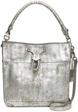 Frye Demi Metallic Hobo Bag