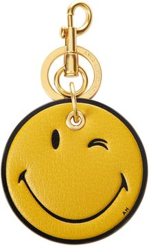 Anya Hindmarch Wink Leather Key Ring