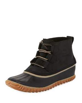 Sorel Out N AboutTM Leather Bootie