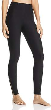 Commando Ankle Zip Control Leggings