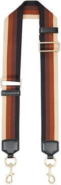 Marc Jacobs Tonal Stripe Handbag Strap - MULTI - STYLE