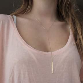 Alpha A A Trendy Y Tassle Fashion Necklace