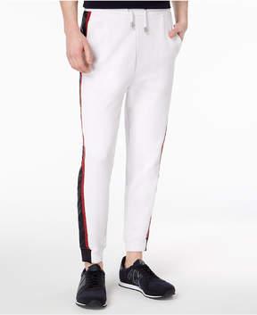 Armani Exchange Men's Side-Stripe Jogger Pants