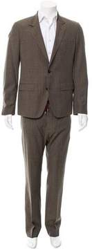 Marc Jacobs Wool Two-Button Suit