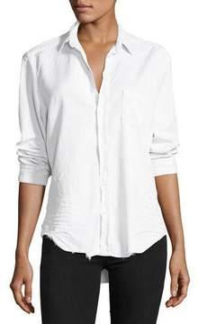 Frank And Eileen Long-Sleeve Button-Front Denim Shirt