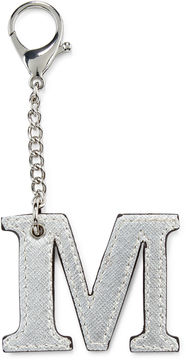 Asstd National Brand Initial Charm - M Key Chain