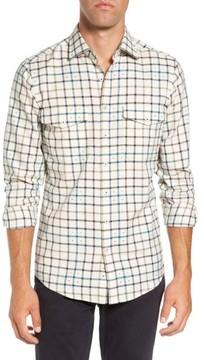 Rodd & Gunn Men's 'Harker' Sports Fit Check Jacquard Sport Shirt