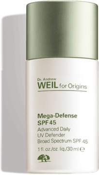 Dr. Andrew Weil for Origins Mega-Defense Advanced daily UV defender SPF 45