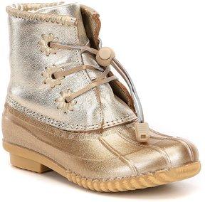Jack Rogers Girls' Miss Chloe Glitter Boots