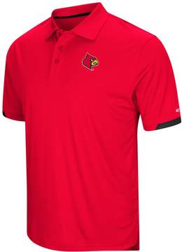 Colosseum Men's Louisville Cardinals Loft Polo