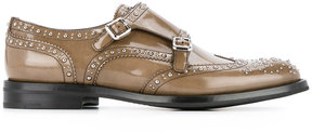 Church's studded monk shoes