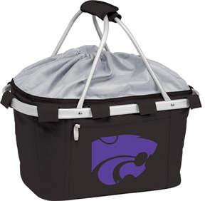 Picnic Time Metro Basket Kansas State Wildcats Print
