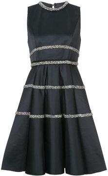 Dice Kayek flared dress