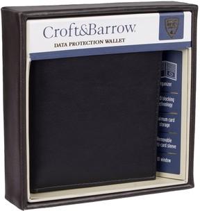 Croft & Barrow Men's RFID-Blocking Organizer Wallet