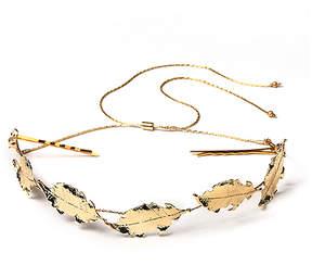 Amrita Singh Goldtone Hanna Necklace/Flower Crown
