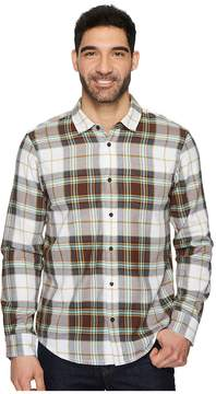 Prana Shayne Long Sleeve Flannel Men's Long Sleeve Button Up