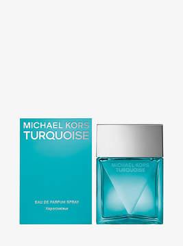 Michael Kors Turquoise Eau De Parfum 3.4 Oz.