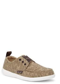 Muk Luks Billie Boat Slip-On Sneaker