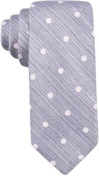 Ryan Seacrest Distinction Men's Plaza Dot Slim Tie, Created for Macy's